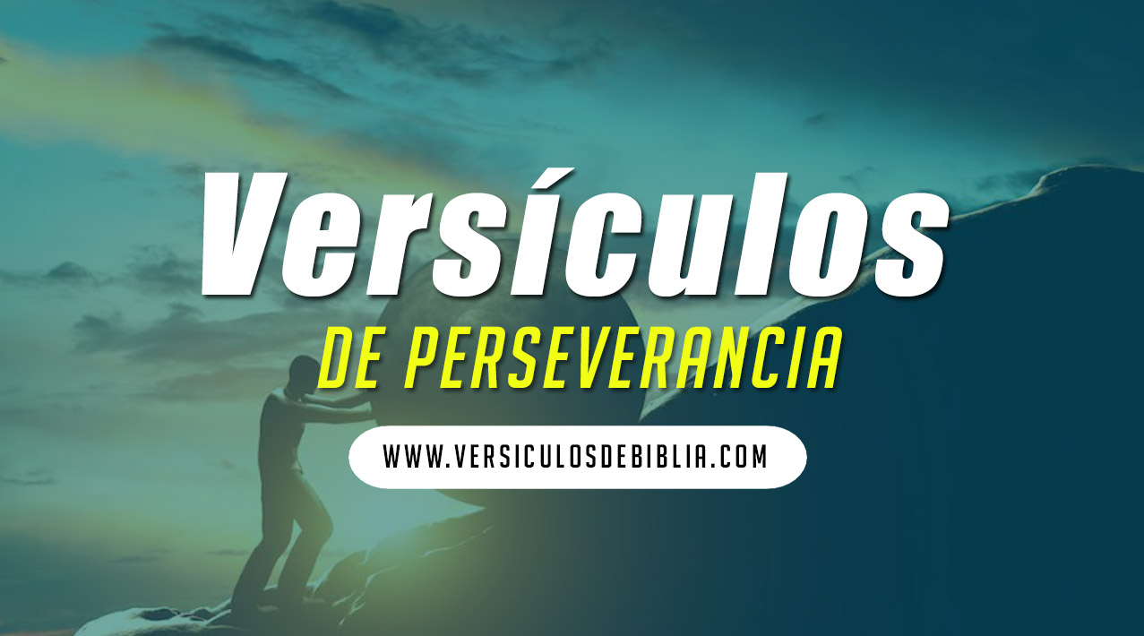 versiculos sobre perseverar