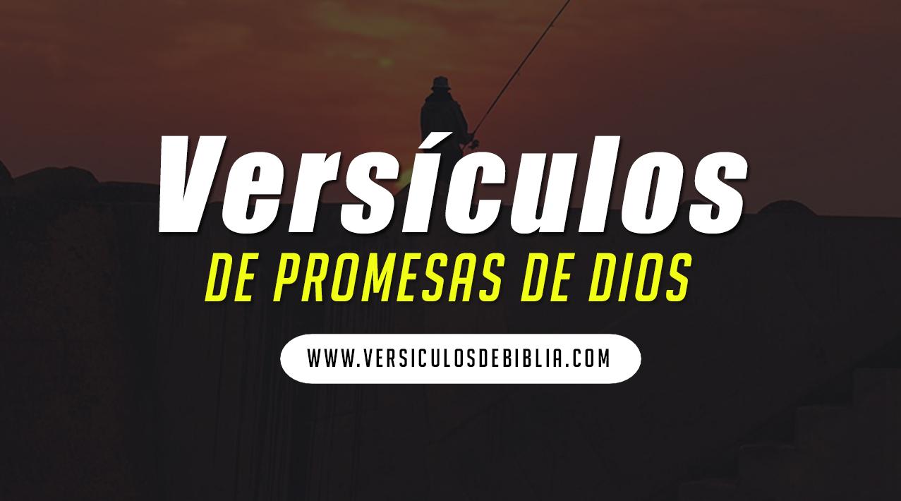 versiculos de promesas de Dios