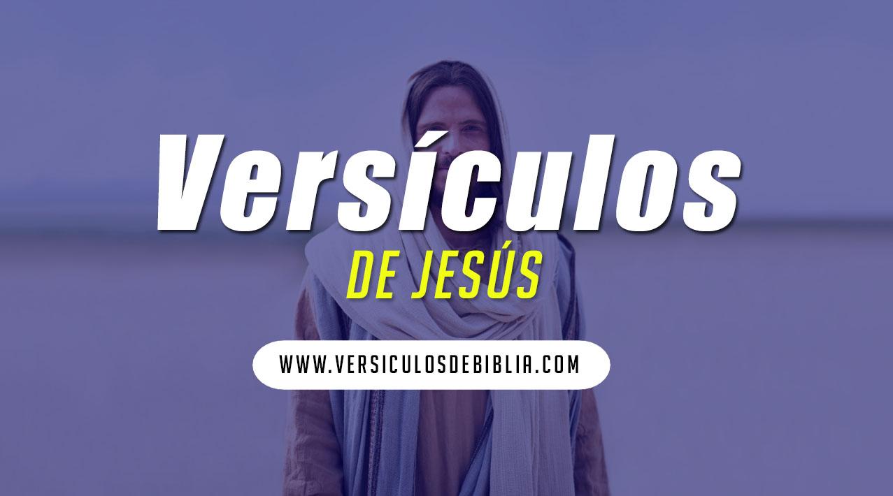 versiculos que hablan de Jesucristo