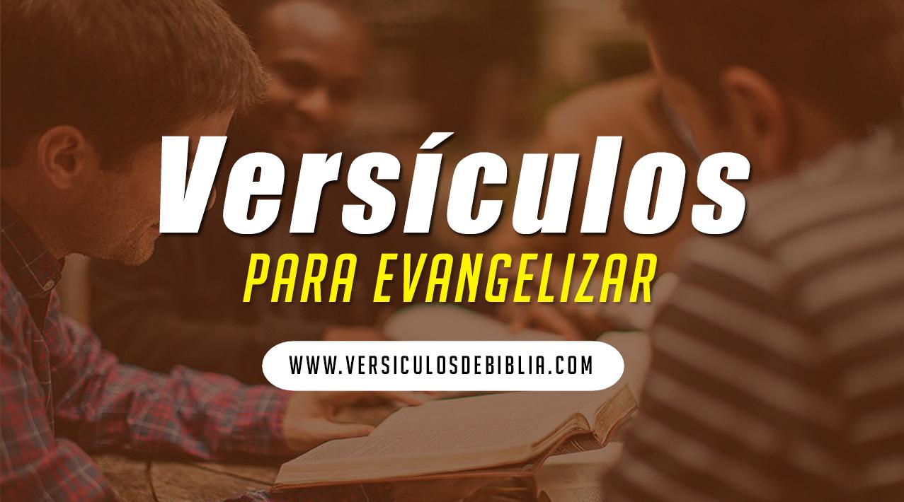 versiculos para evangelizar y plan de salvación